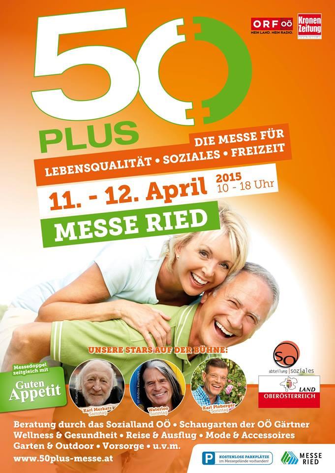Messe 50+