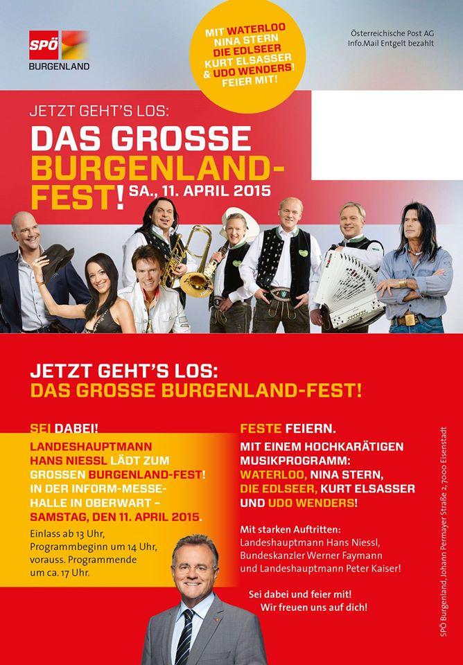 Das große Burgenland-Fest