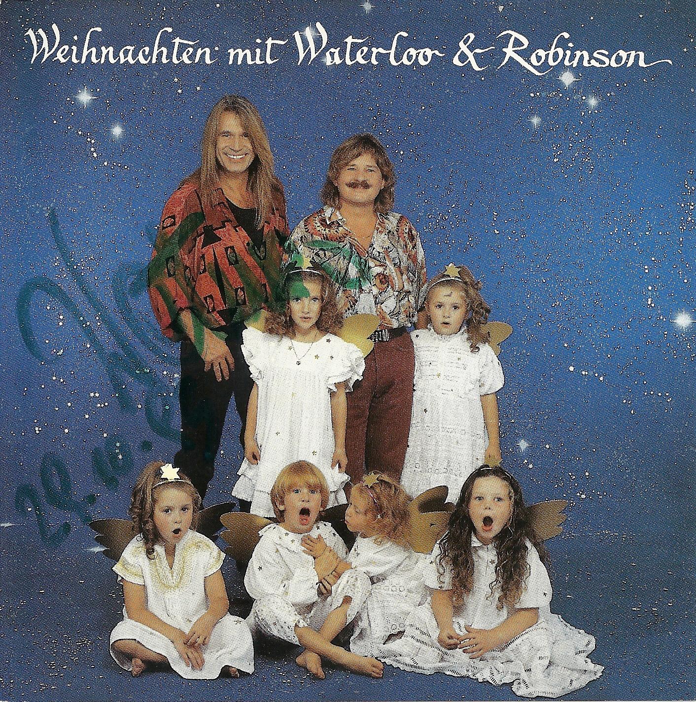 Weihnachten mit Waterloo & Robinson (1992)