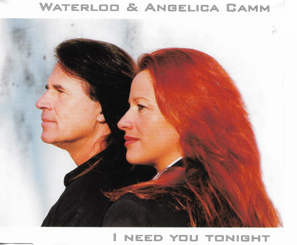 I need you tonight – Waterloo & Angelica Camm (2002)