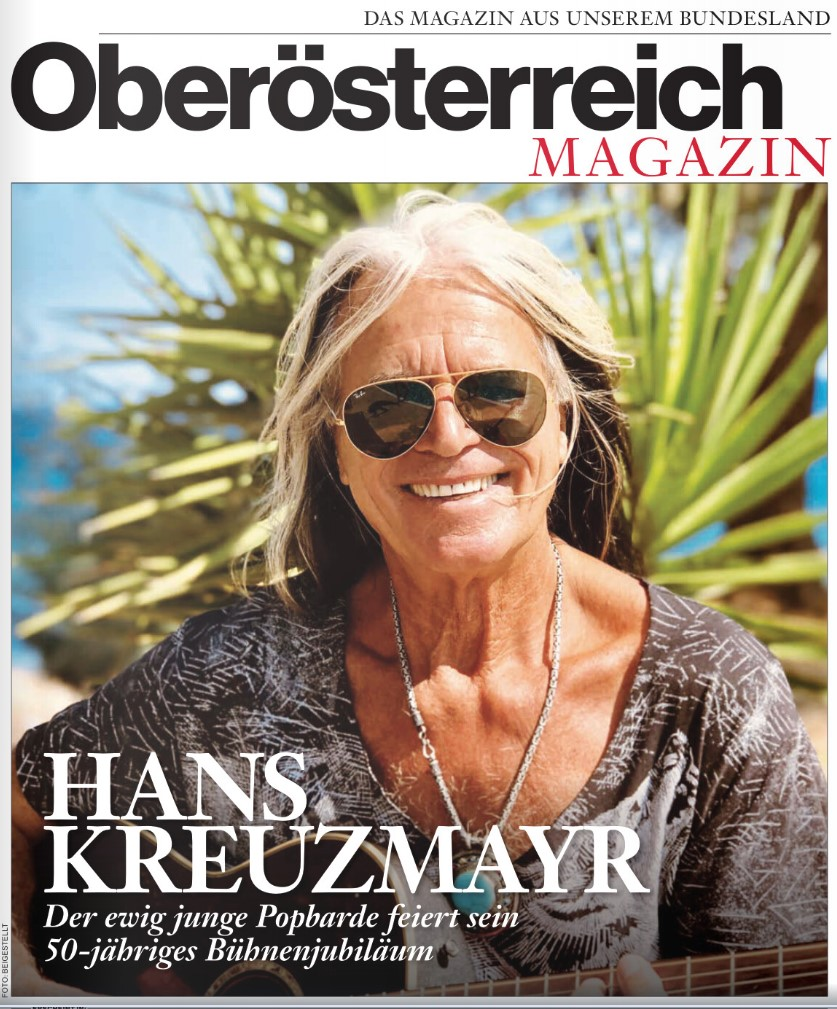 Titelstory im OÖ-Magazin
